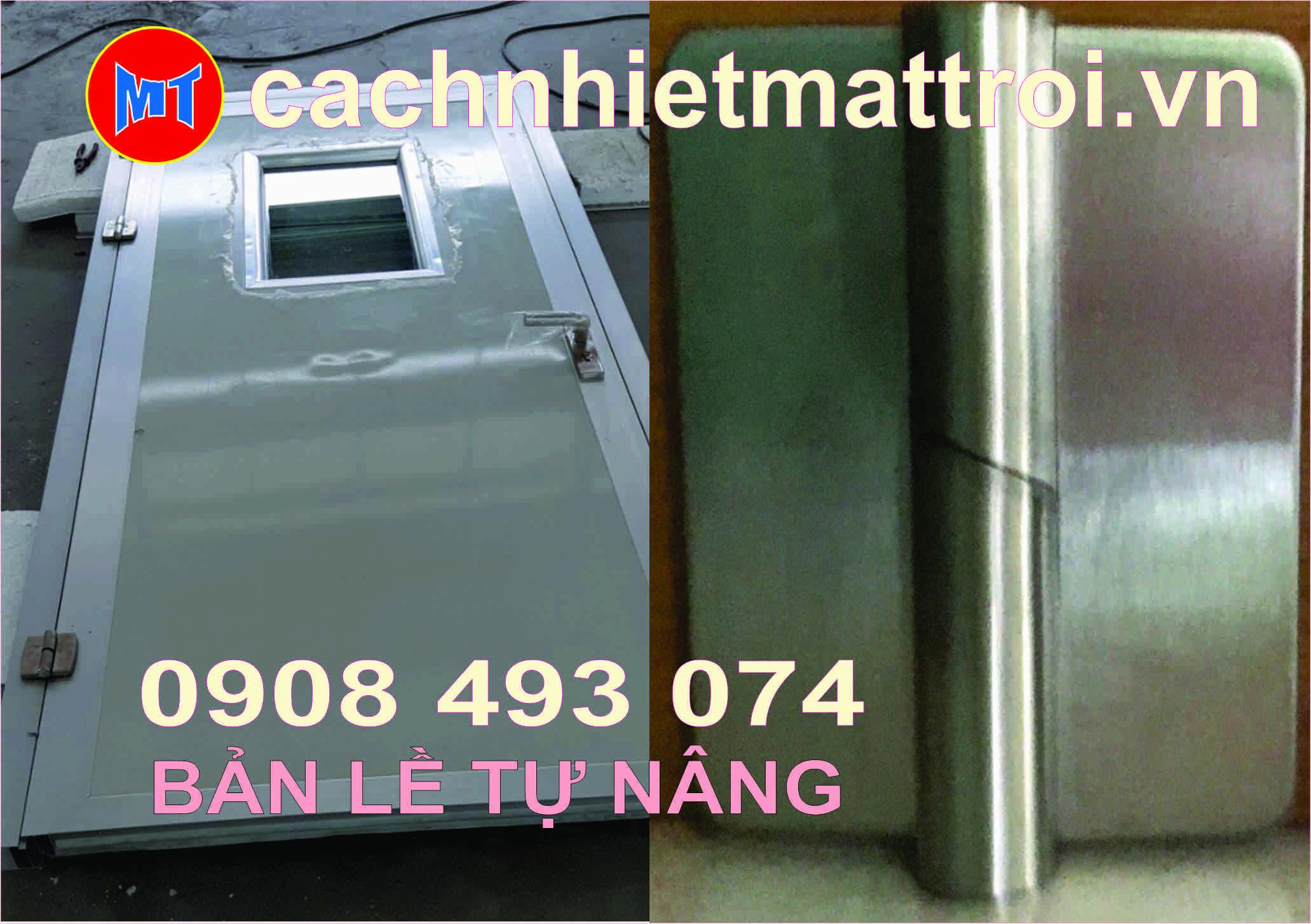 hình 1 BẢN LỀ CỐI TỰ NÂNG INOX 304