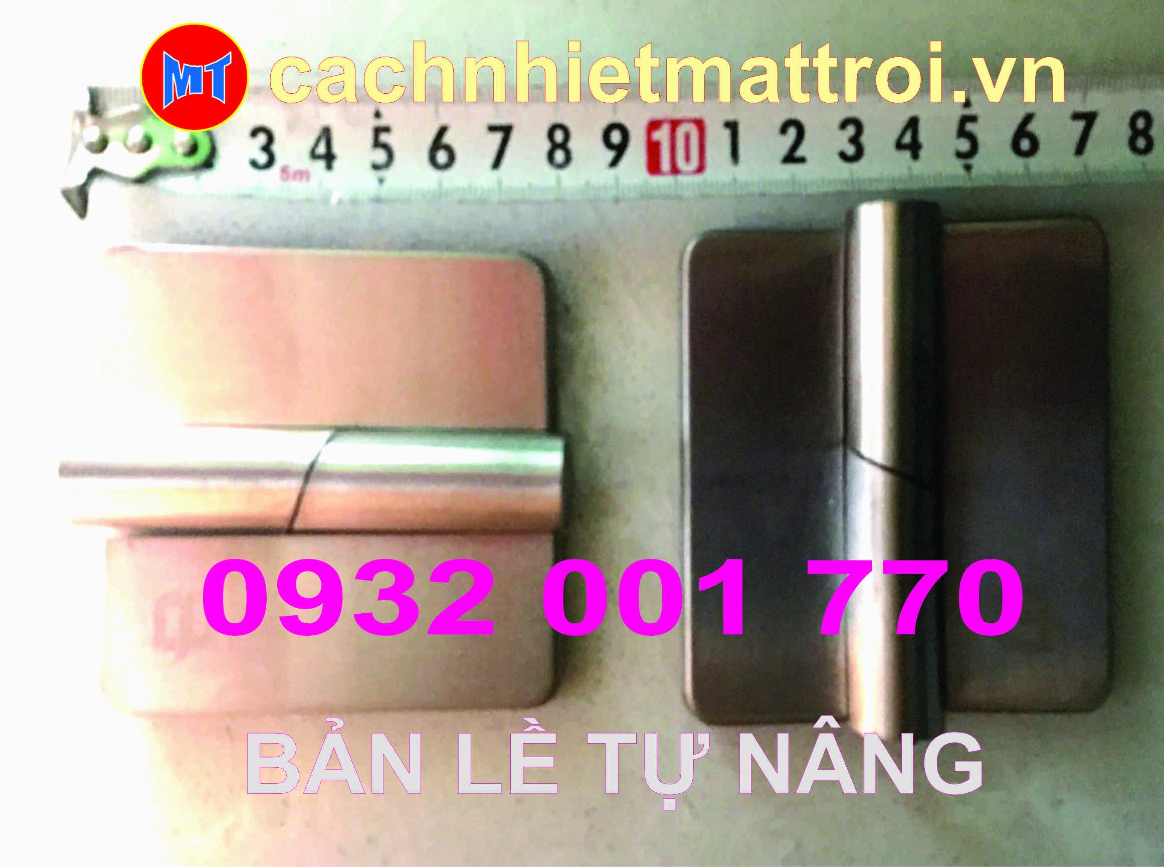 hình 3 BẢN LỀ TỰ NÂNG INOX 304 - BẢN LỀ CỬA PANEL PHÒNG SẠCH