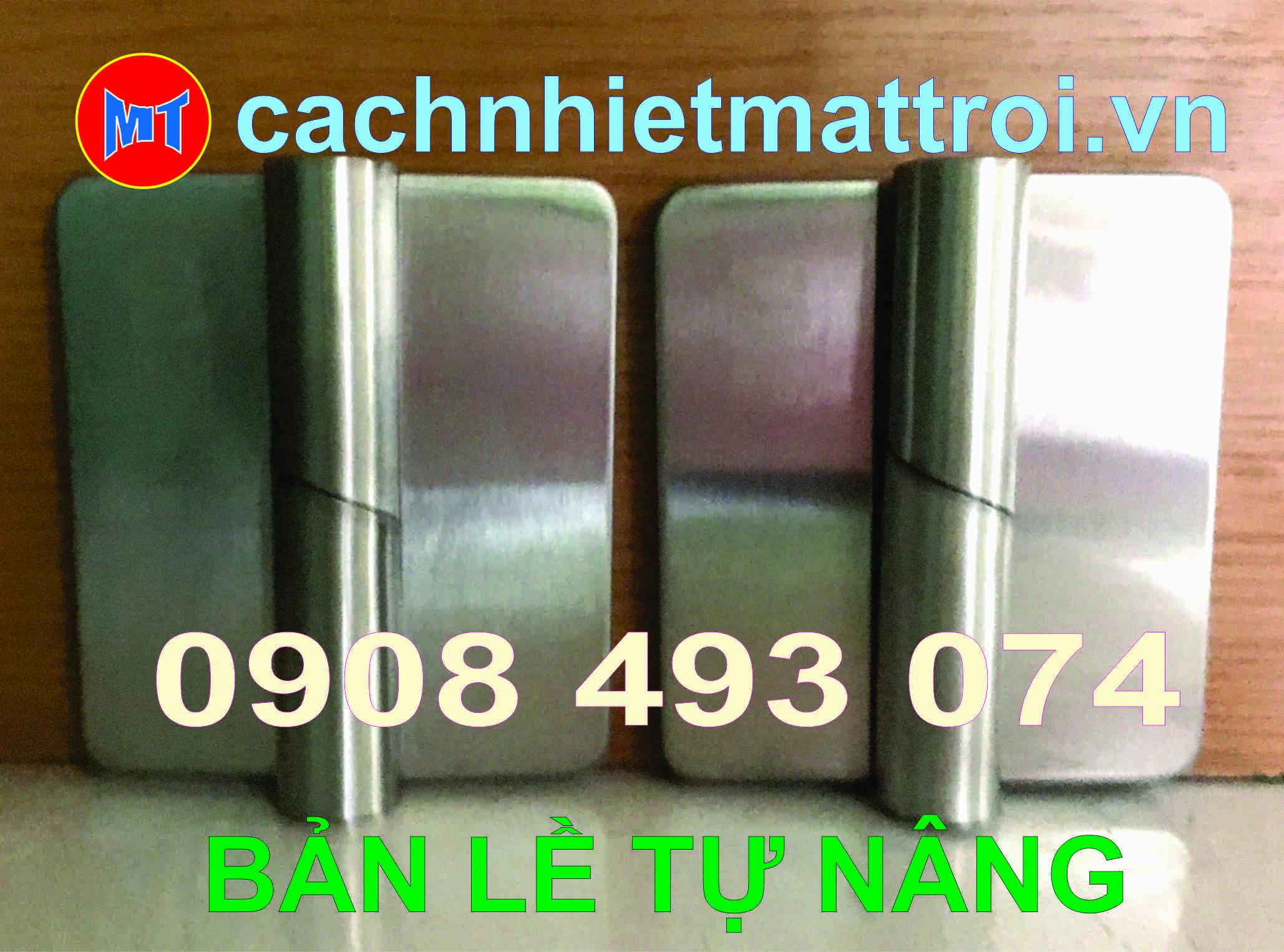 hình 2 BẢN LỀ TỰ NÂNG INOX 304 - BẢN LỀ CỬA PANEL PHÒNG SẠCH
