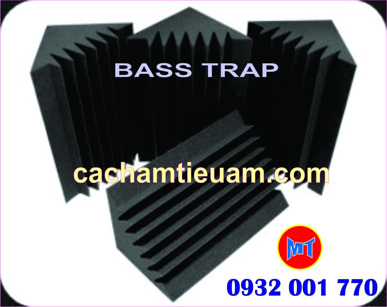 hình ảnh sản phẩm Bass trap studio foam - Mút tiêu âm góc