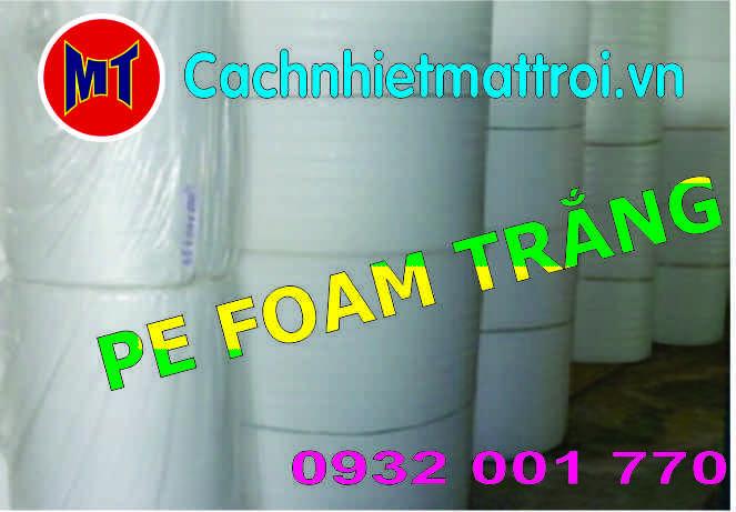 hình 1 Màng PE foam bọc, gói hàng dày 3mm - 3T
