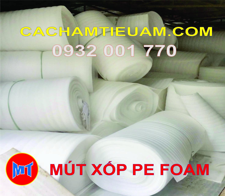 hình ảnh sản phẩm Màng PE foam bọc lót hàng hoá, sản phẩm dày 5mm - 5T