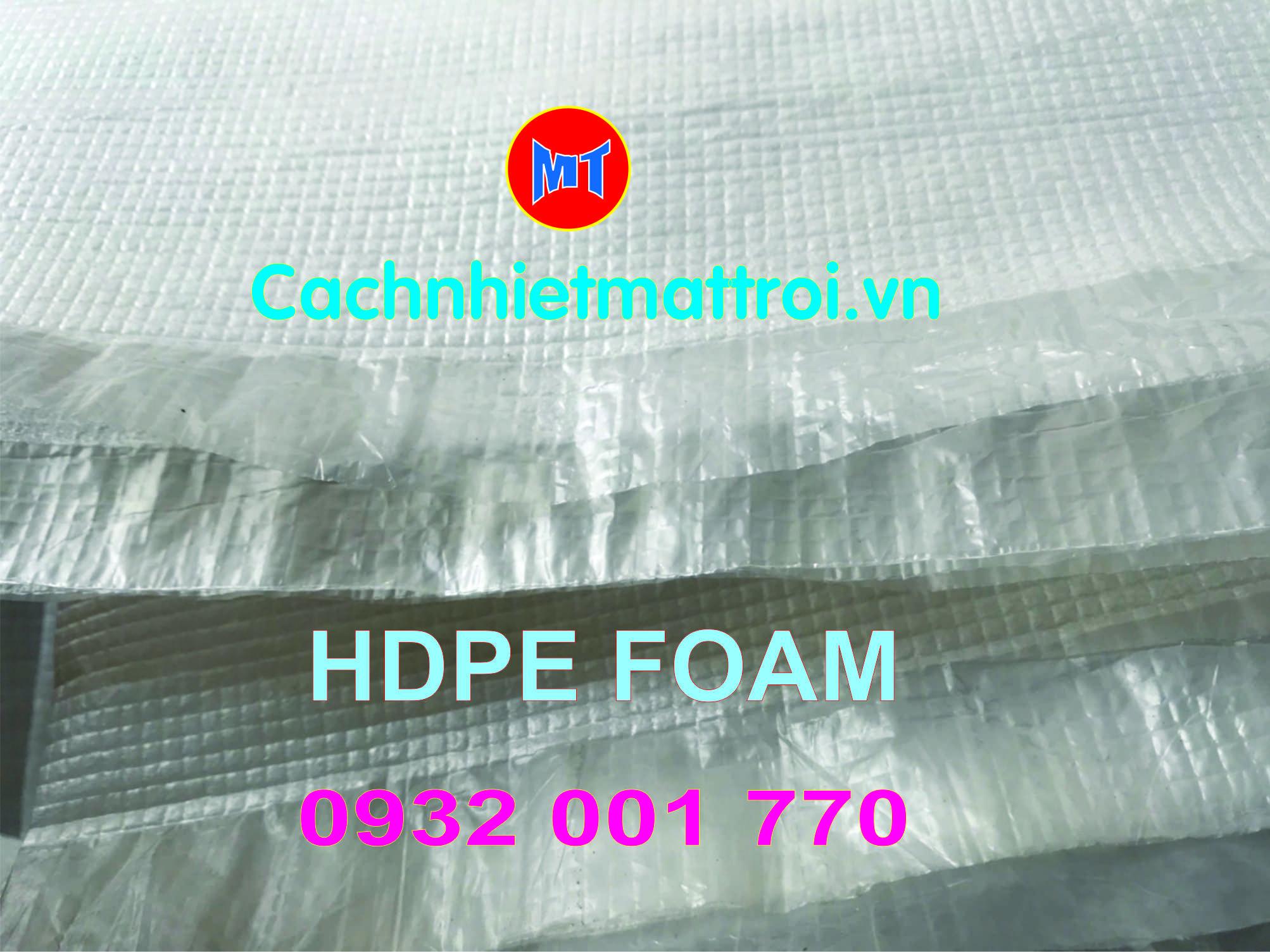 hình ảnh sản phẩm Mút xốp HDPE foam - PE foam HD