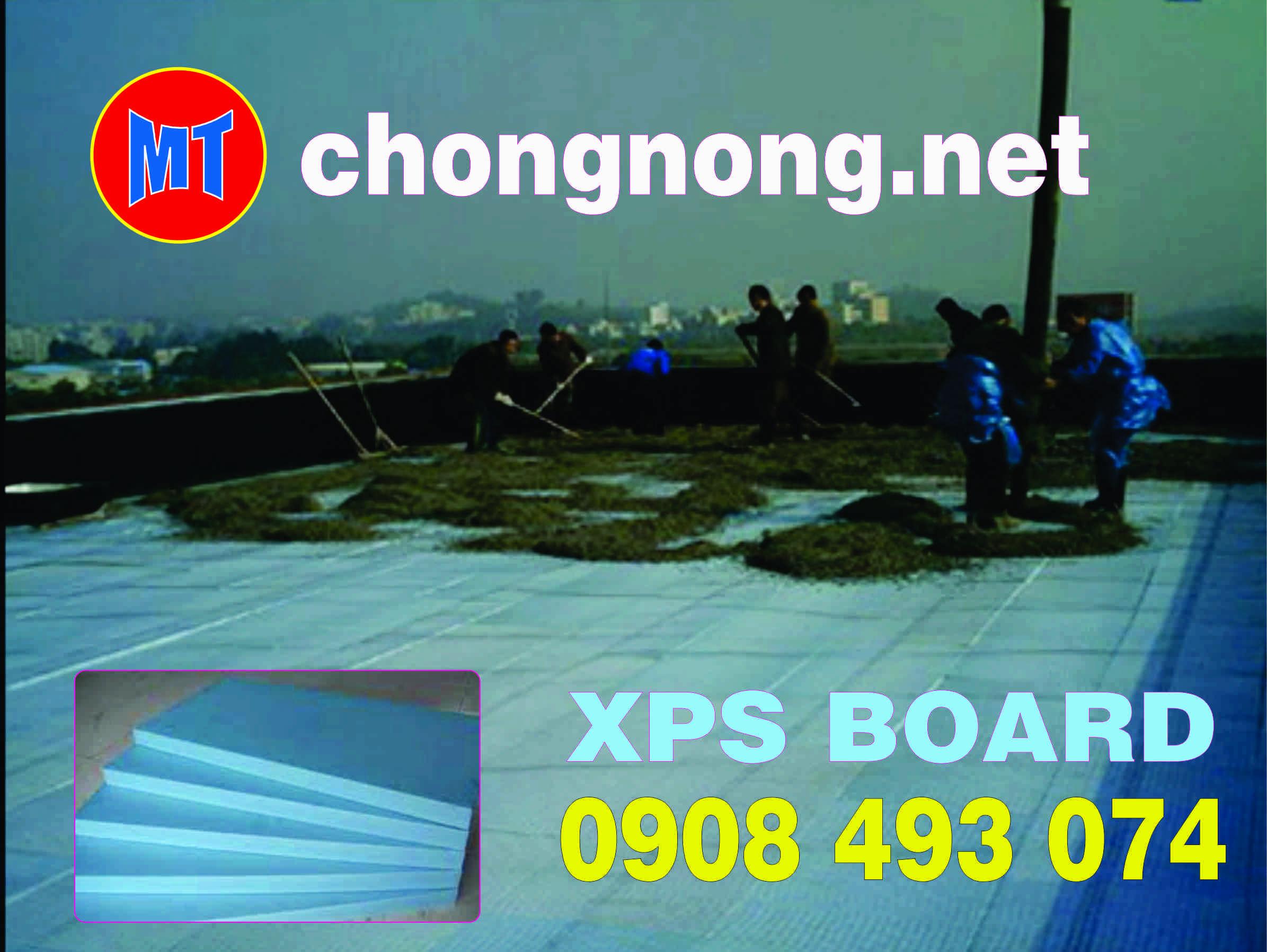 hình ảnh sản phẩm Tấm cách nhiệt XPS