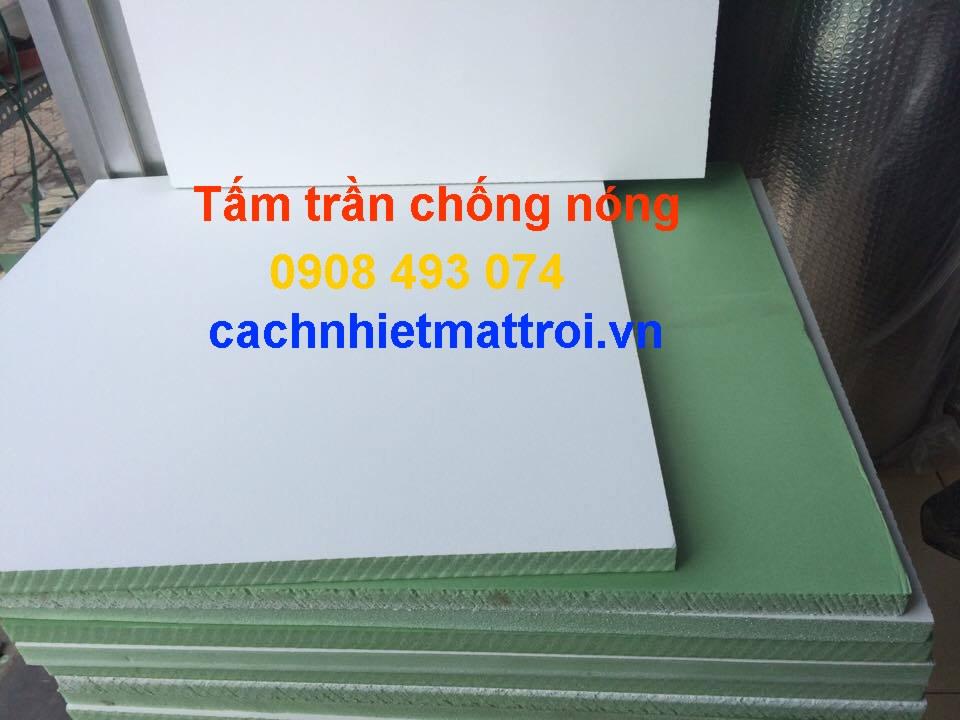 hình 3 Tấm trần ECO chống nóng cách nhiệt